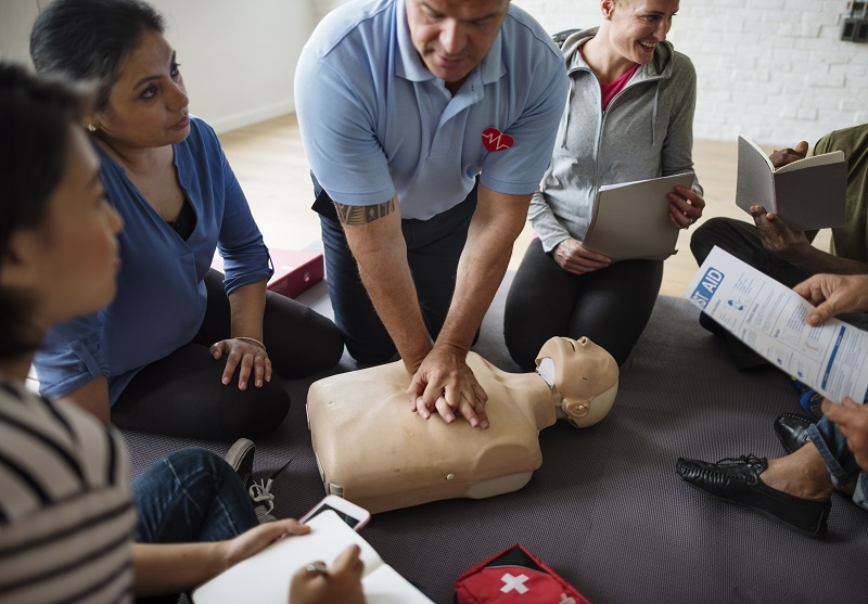 5 benefits of First Aid Training in Workplaces