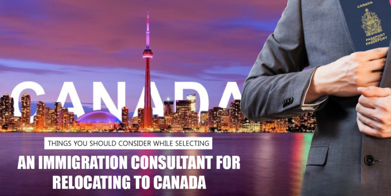 Things to keep in view at the time of hiring an immigration consultant