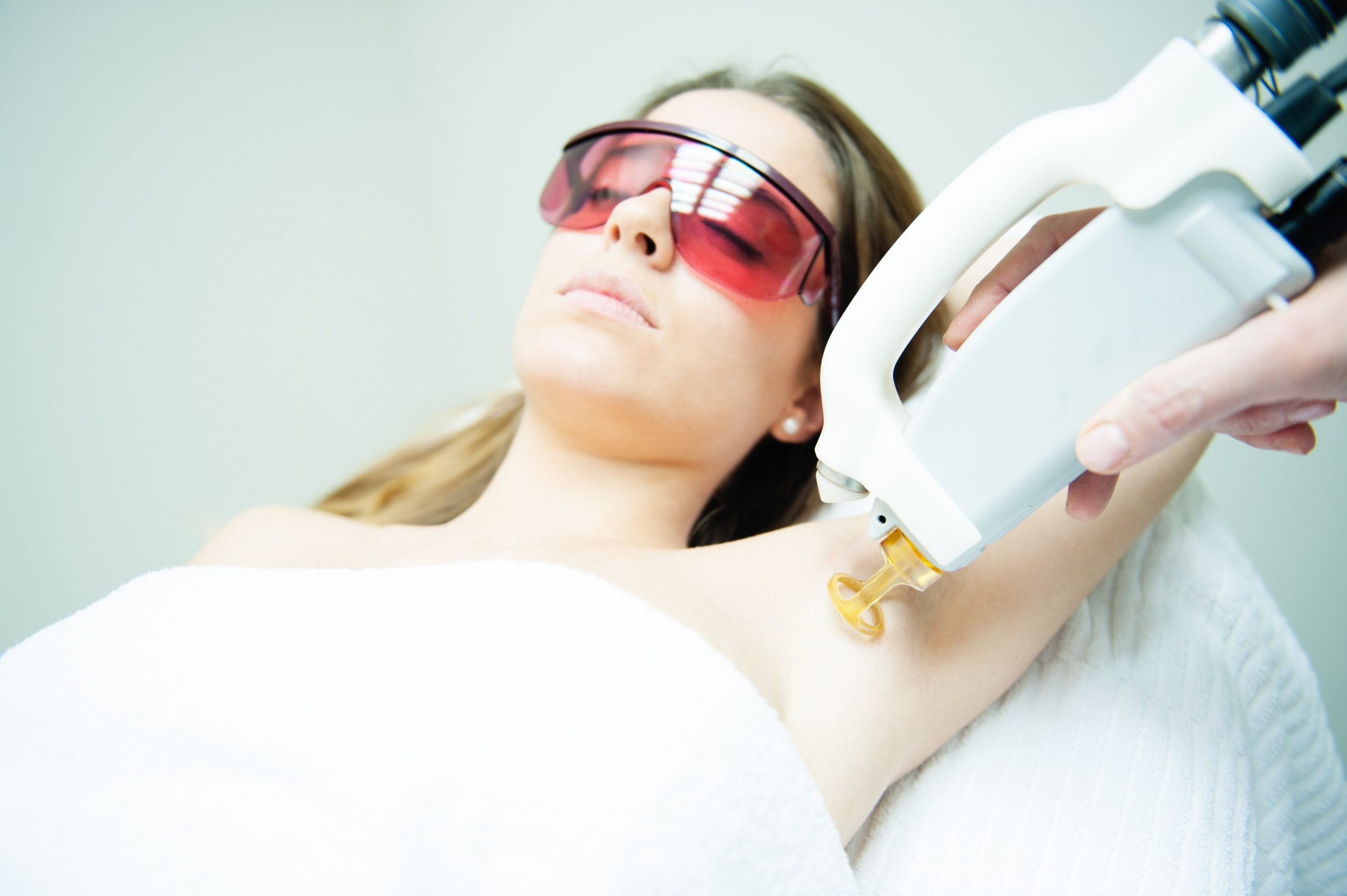 Why should one opt for laser hair removal?